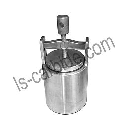 Cemented Carbide Mill Grinding Jar